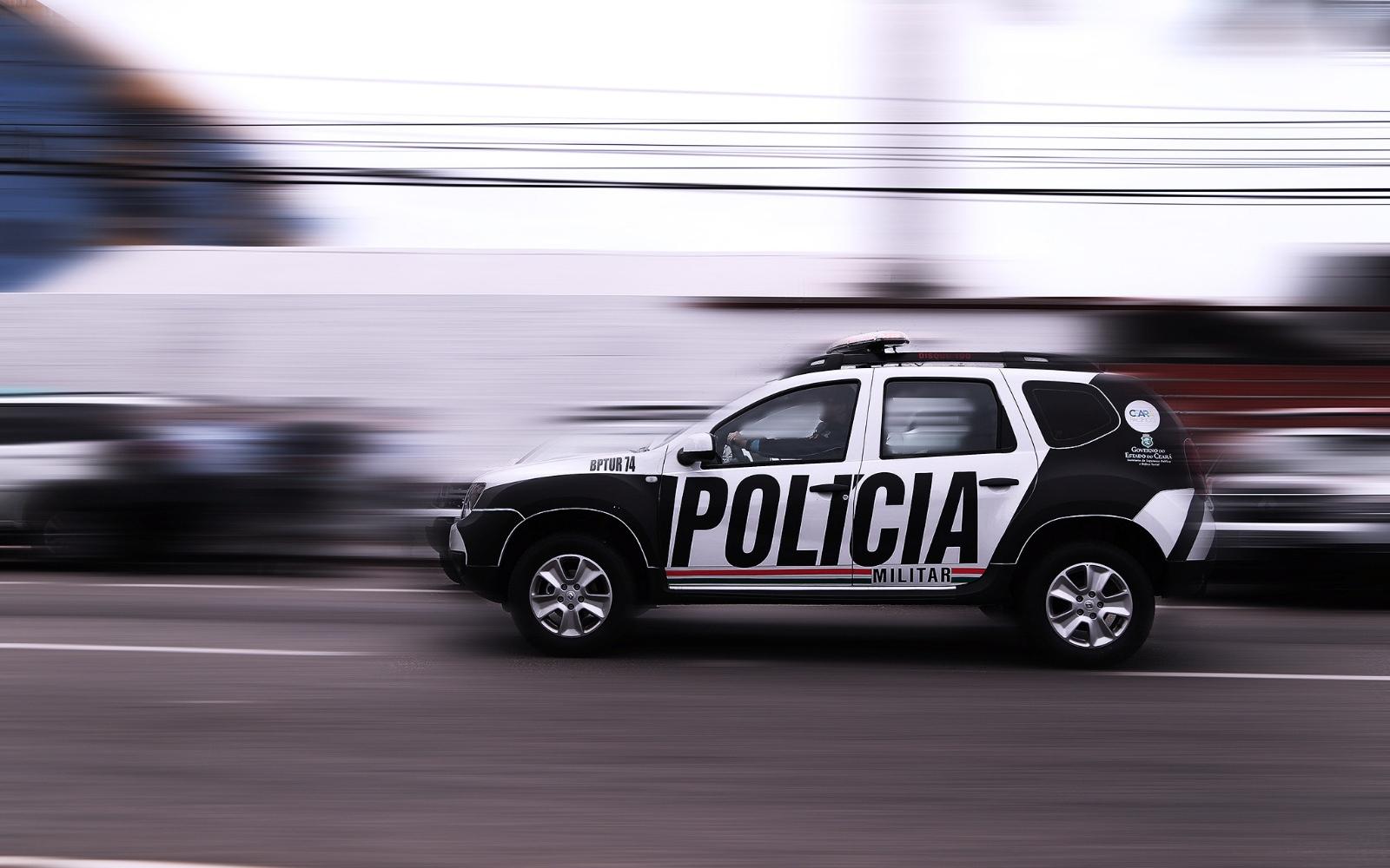 Ação da Polícia Militar com apoio da Ciopaer resulta na captura de quatro suspeitos de envolvimento em ações criminosas na Capital