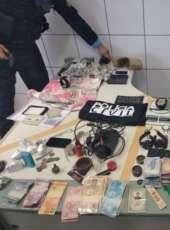 Grupo é capturado com arma de fogo e drogas em Jericoacoara