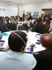 Experiências internacionais de prevenção à violência são destaques no primeiro dia de seminário