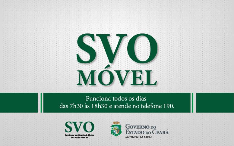 SVO Móvel realiza mais de 5 mil atendimentos em quatro anos
