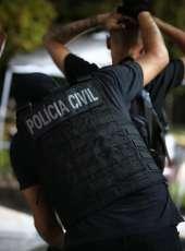 Homem suspeito de três homicídios em Forquilha é preso pela Polícia Civil