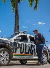 Polícia frustra ataque a antena de telefonia e prende dupla em Fortaleza