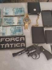 Polícia Militar desarticula grupo criminoso e recupera 50 mil em Icó