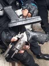 Suspeitos de cometerem latrocínio contra guarda municipal na AIS 11 são presos