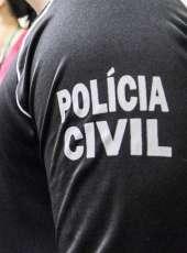 Polícia Civil cumpre mandado de prisão contra homem por estupro praticado em 2015