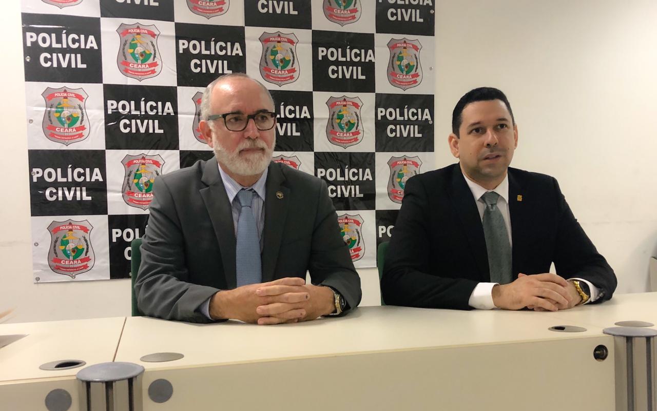 Polícia Civil do Ceará deflagra operação #PC27 e captura 202 foragidos da Justiça