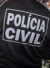 Foragido por roubo é preso pela Polícia Civil na RMF