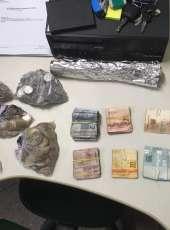 Suspeito de envolvimento com o tráfico de drogas é preso em ação das Polícias Civil e Militar em Massapê