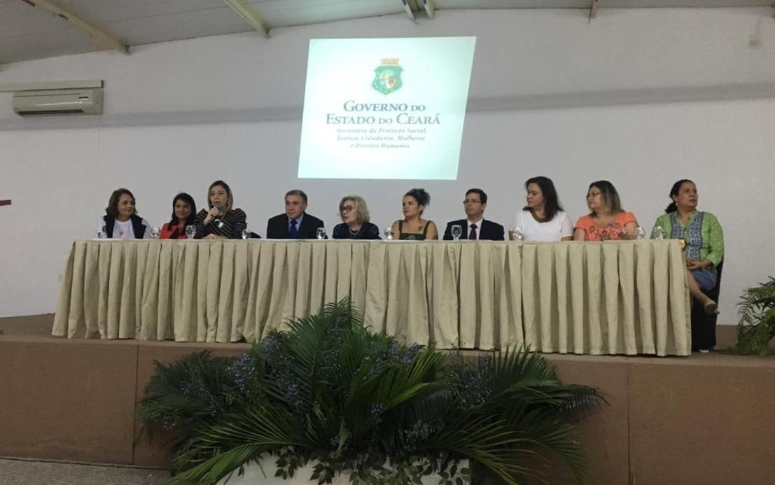 """Polícia Civil lança campanha """"Abuso sexual não é brincadeira"""" em Seminário Estadual"""