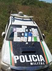 Após perseguição na RMF, Polícia Militar apreende mais de 25 kg de cocaína