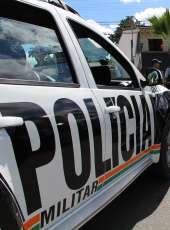 PMCE prende em flagrante homem suspeito de agredir companheira no Crato