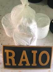 CPRaio apreende quase 2 kg de cocaína e prende suspeito por tráfico de drogas em Juazeiro