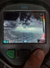 Corpo de Bombeiros do Ceará utiliza câmera térmica em incêndios