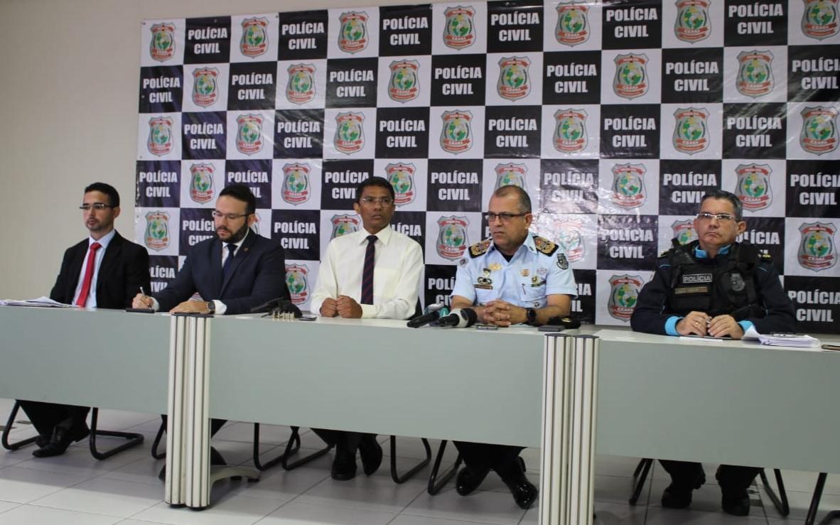 Forças de segurança capturam suspeito de participar da morte de sargento da PM