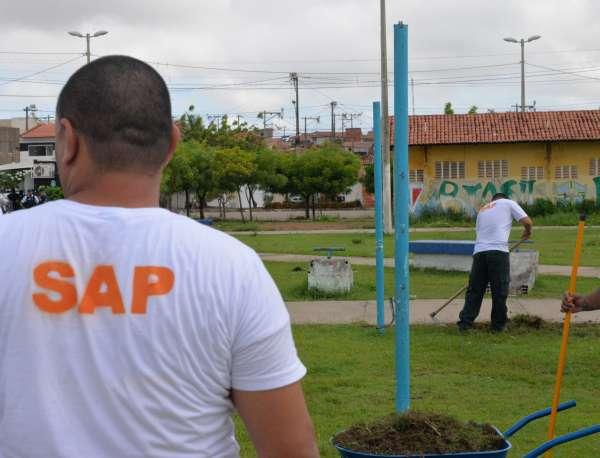 SSPDS-e-SAP-iniciam-projeto-de-reinser%C3%A7%C3%A3o-social-de-apenados-com-ado%C3%A7%C3%A3o-de-pra%C3%A7a-no-Maria-Tom%C3%A1sia-5-600x458