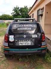 Suspeitos de roubo e furto são presos pela Polícia Civil em Quixeramobim
