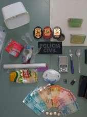 Cinco suspeitos de tráfico de drogas são capturados em Massapê