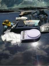 Armas de fogo e drogas são apreendidas pela PMCE em Santa Quitéria