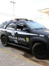 PC-CE prende padrasto suspeito de estupro contra enteada em Caucaia