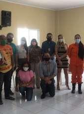 Codes da SSPDS promove encontro com representantes do Conjunto Ceará e do Bom Jardim